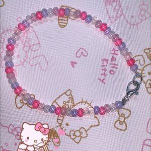 """""""candy"""" beads bracelet 🍬"""